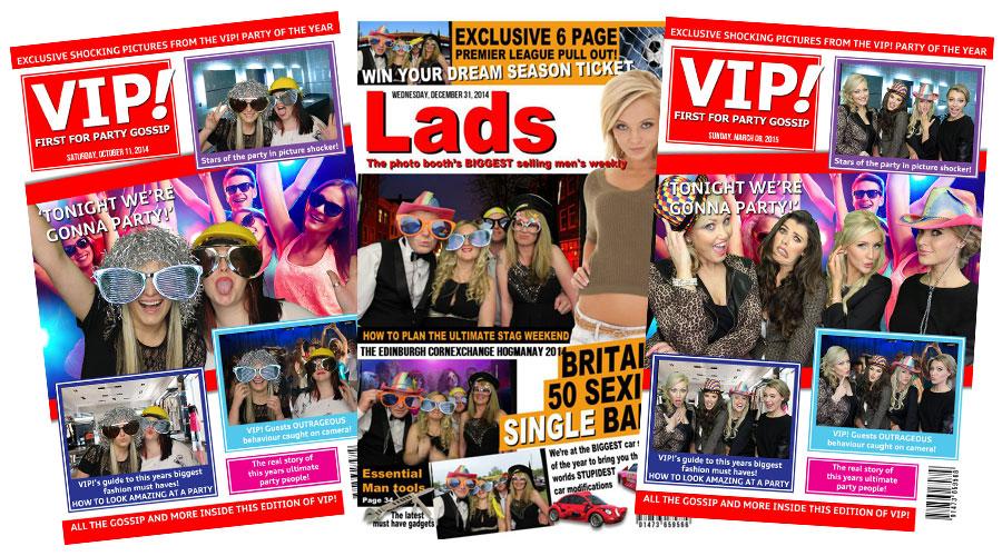 Aberdeen Fun Casino Green Screen Mags