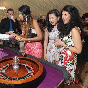 Aberdeen Fun Casino Wedding