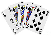 Aberdeen Fun Casino Playing cards